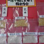 日本酒を脅かすもの⑦ ~「精米」お米の力を最大限に活かす技術~
