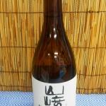 愛知を代表する食用米「あいちのかおり」で造ったザ・食中酒「山﨑醸 純米酒」