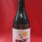 <入荷しました>当店オリジナル純米大吟醸「一(いち)」生原酒(2018年醸造)。今なら一(いち)の酒粕付き!