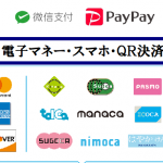 ドコモのスマホ決済「d払い」&「WeChat Pay」が使えるようになりました!