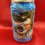 中日ドラゴンズ8連勝&2位浮上に乾杯!エチゴビール「FLYING IPA」昇り竜が目印です🐉