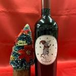 来年の干支「ネズミ」をモチーフにしたキュートな赤ワイン「ラディヴェール カベルネソーヴィニヨン」