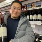 日本ワイン「ソラリス」醸造元のマンズワイン小諸ワイナリーより森 一馬様ご来店!