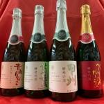 フレッシュ&フルーティー!泡のキメ細やかさが自慢の日本ワインスパークリング「酵母の泡」シリーズのご紹介。