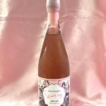 「蓬莱泉 ロゼスパークリング」の720ml瓶が少量入荷しました!