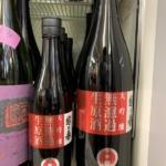 フレッシュ&ジューシーの極み!「越の誉 大吟醸無濾過生原酒 蔵誉(くらのほまれ)赤ラベル」入荷しました。