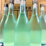 ノンラベルの限定瓶詰め第2弾!「山﨑醸 夢山水DREAM タンク直汲みうすにごり生原酒」入荷しました!