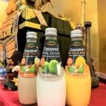 タイのトロピカル要素を詰め込んだジュース「ユーグローブ ココナッツミルクドリンク」3種入荷しました!