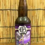 梅雨時に醸造されるむらさき麦芽100%のクラフトビール「パープルグレイン#37」入荷しました!
